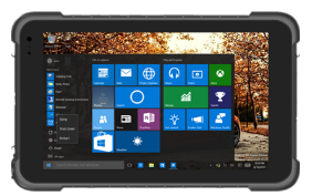 8 inch windows rugged tablet