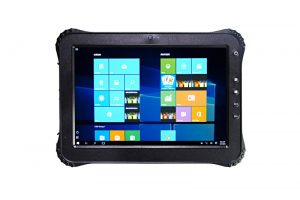 10 inch windows rugged tablet