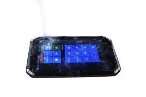 waterproof rugged tablet