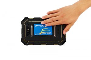 7 inch NFC rugged tablet