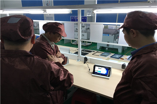 NFC rugged tablet factory