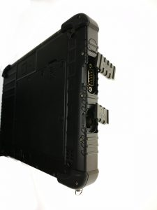 RJ 45 and RS 232 Port