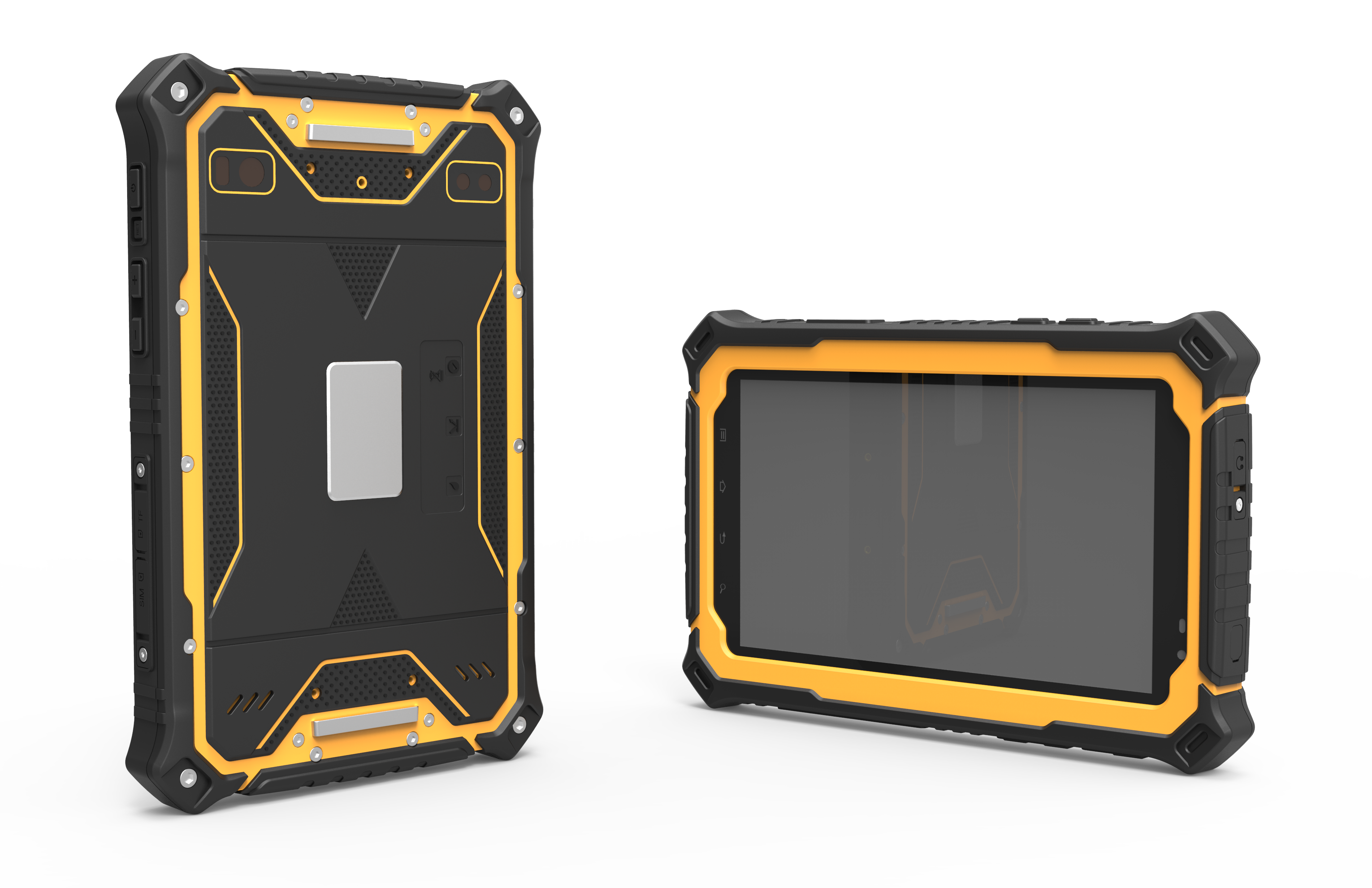 waterproof rugged tablet