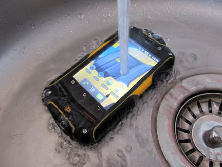 waterproof phone