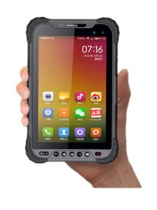 Android 7 rugged tablet