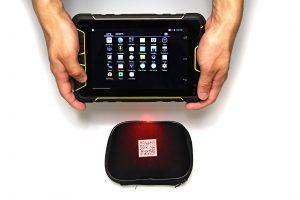 rugged tablet scanner