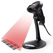 Demonstration of Bluetooth Barcode Scanner