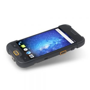 Android 6 rugged handheld