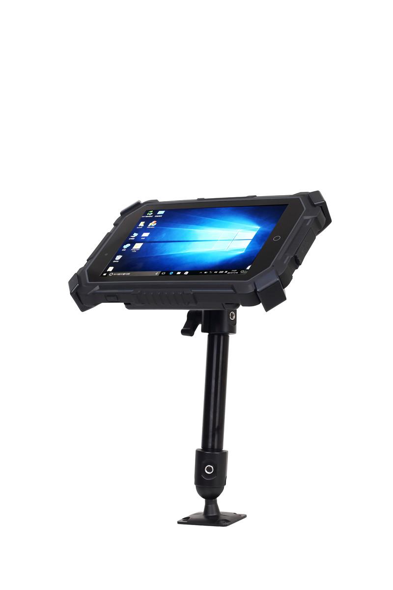 Car holder for rugged tablet