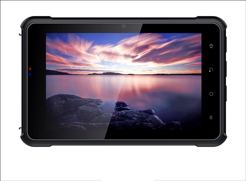 Water resistant tablet RuggedT T8