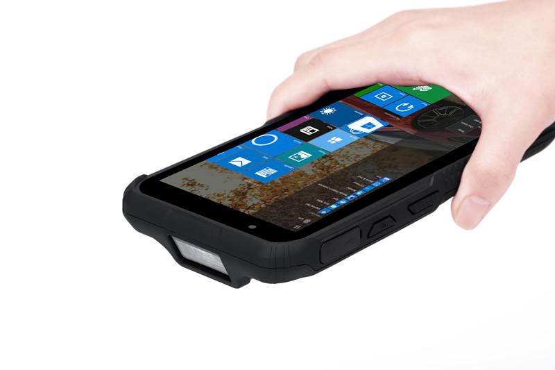 RuggedT H3 6 inch handheld computer scanner