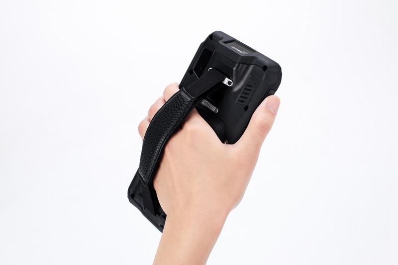 RuggedT H3 6 inch handheld computer scanner with handstrap