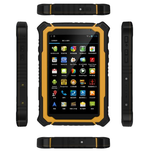 7 inch waterproof android tablet RuggedT T7 Pro