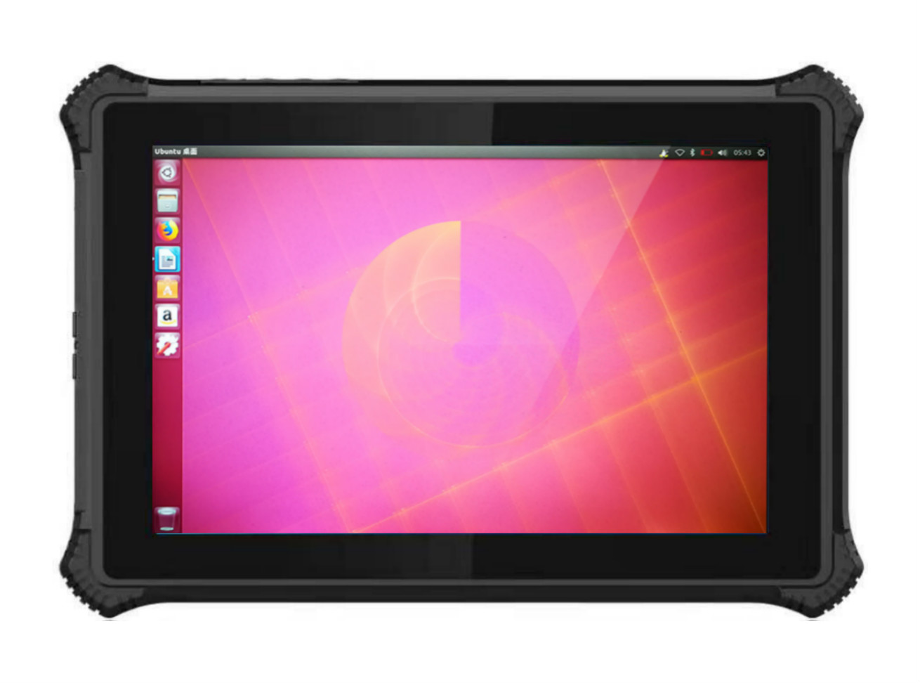 10.1 inch Industrial Linux Tablet RuggedT T1002